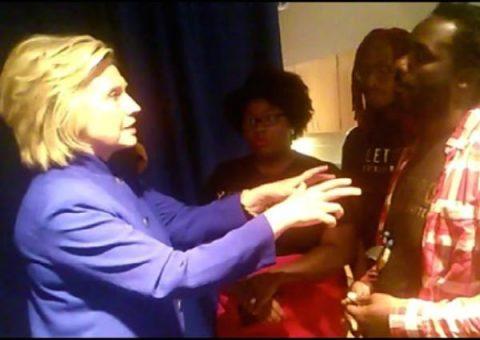 Black Lives Matters Makes Hillary Nostalgic