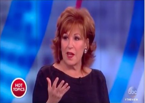 "Joy Behar calls Bill Clinton's Victims ""Tramps"""