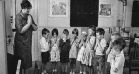 Exceptional America means Christianity in Public Schools