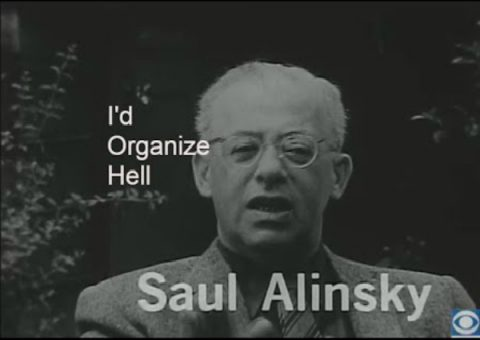 The GOP Falls for Another Alinsky Ploy!