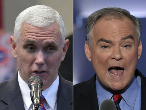 "VP Debate: Tim Kaine ""You're Fired""!"