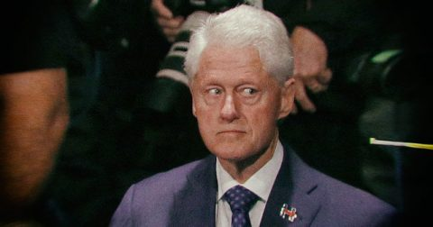 Bill Drove Hillary Executive to Attempt Suicide!
