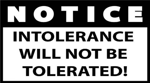 Protesting Against Democracy in the Name of Tolerance