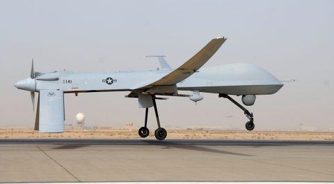 Did Hillary Order a Drone Strike on Wiki-Leaks?