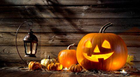Halloween Harms Children