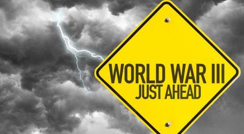 Hillary is Encouraging World War III