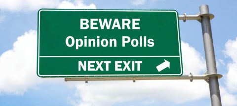 Quit Obsessing About the Polls!