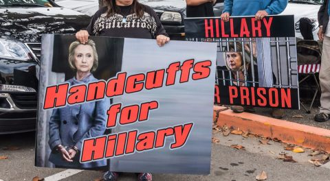 An Incomplete List of Hillary's Scandals