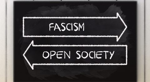 The Government isn't Corrupt, it's Fascist