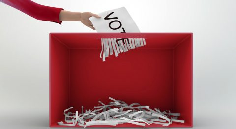 Voter Fraud, Voter Intimidation, and Vote manipulation