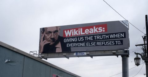 WikiLeaks Could Make Religion A Game Changer