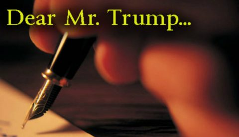 An Open Letter to President-Elect Trump