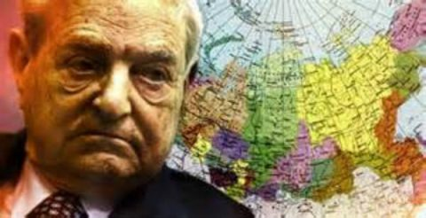 The Solution: Let Russia Arrest George Soros!!