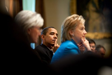 Obama to Hillary: Under the Bus You Go