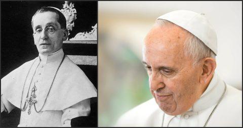 Trump Defeats Marxist Anti-Pope Francis!