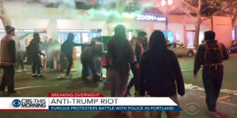 Update: Petition Demands DOJ to Prosecute Financial Backers of Violent Riots