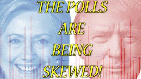 WikiLeaks Reveals Clinton Scheme to Skew the Polls!