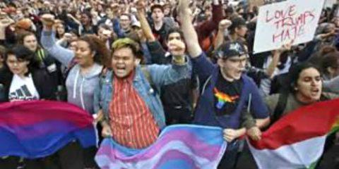 Illegitimate Protest
