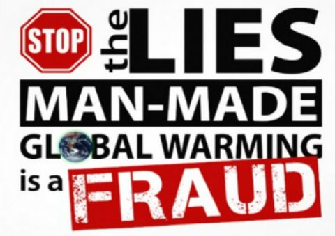 Man Made Global Warming is a Liberal Money-Grubbing Scam!
