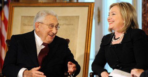 Hillary's Mentor Kissinger Lobbied for 'World Government'