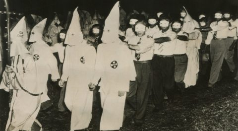Hillary's Clinton's Endorsement from the KKK