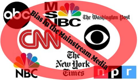 "Liberal Mainstream Media Label Conservative Media as ""Fake News""!"