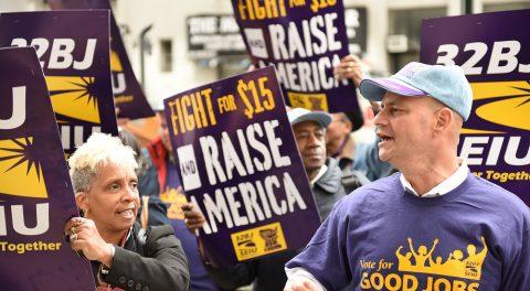 Public Employee Unions Guarantee National Bankruptcy
