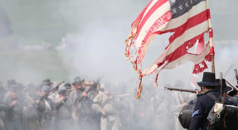 On its Way: The Second-Coming of the Civil War