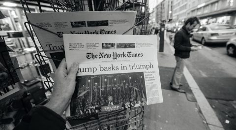 Media Misses BIG STORY on Trump Tax Returns