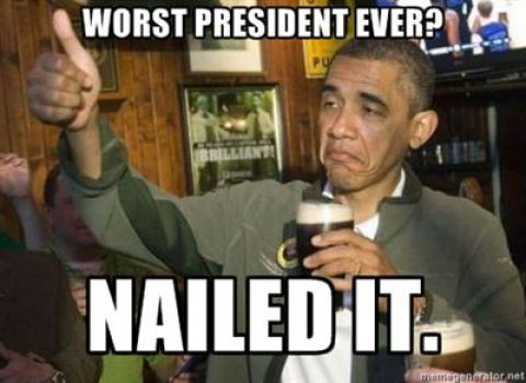 The Obama Legacy: Worst President in American History!