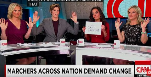 """African-American Sheriff says """"Hands Up, Don't Shoot"""" was the Beginning of """"Fake"""" News!"""