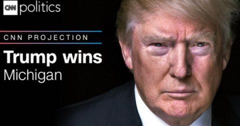 Finally 306! Michigan Surrenders to Trump!