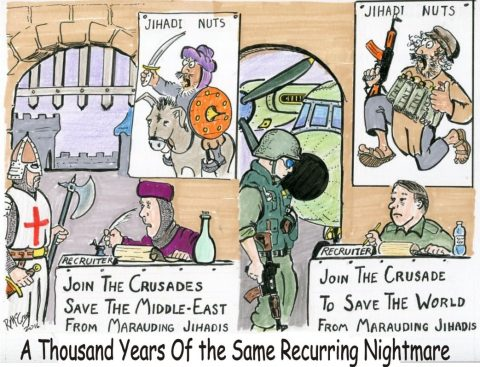 The Recurring Muslim Nightmare