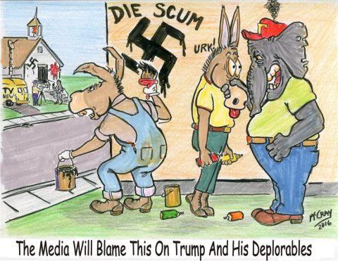 The Media will ALWAYS Blame Trump