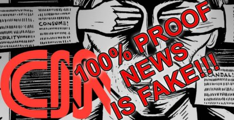 """Liberals Cling to their Cries of """"Fake News"""""""