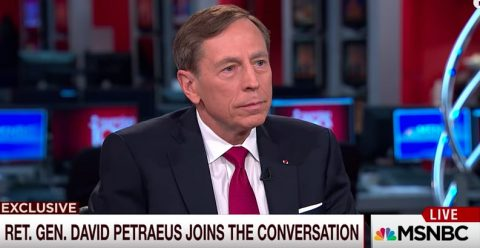 General David Petraeus for Secretary of State!