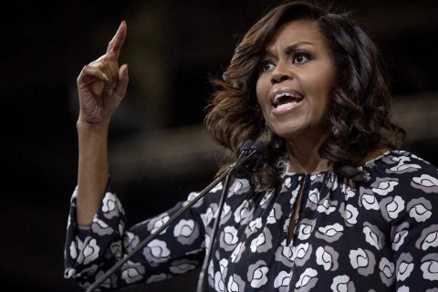 Michelle Obama's Twenty-First Century Bullying