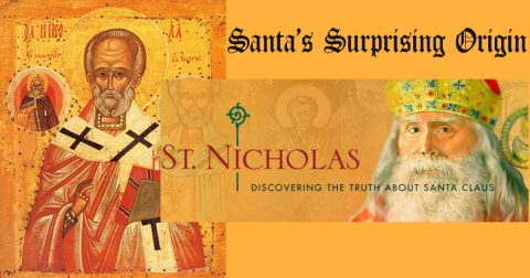 Christmas Feature: Santa's Surprising Origins