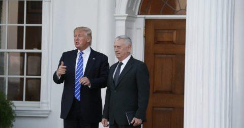 Democrat Hypocrisy Spotlighted in Criticism of Trump Military Picks