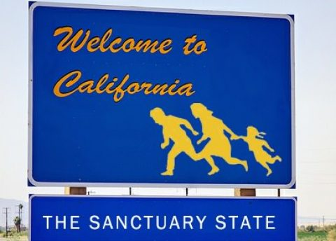 "Do You want California to become a ""Sanctuary State""?"