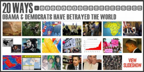 Final Betrayals: Obama Releases Terrorists, New EPA Regulations, & Establishes Anti-Trump Taskforce!