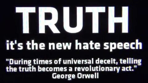 """""""Fake News"""" Is the Left's Attempt to Take Away Free Speech"""