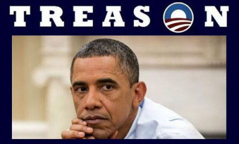 Obama's Final, Most Shameful, Treasonous Moments
