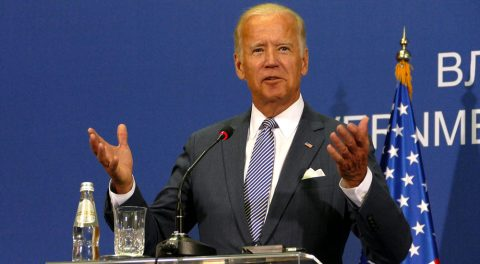 Biden's words fowl in DeSantis' mouth