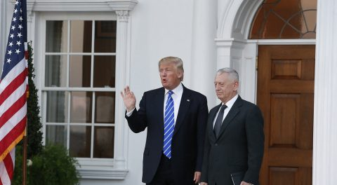 """How """"Mad Dog Mattis"""" Will Rebuild the U.S. Armed Forces"""
