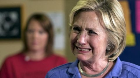 Hillary's Election Night Meltdown Revealed