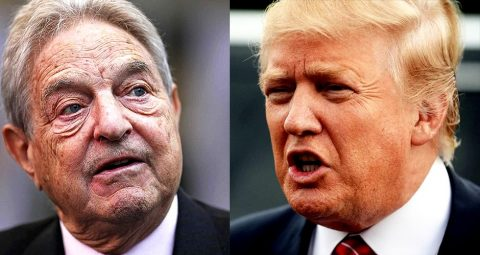 Soros Funded Groups Attack President Trump's Immigration Order with Protests and a Legal Battle