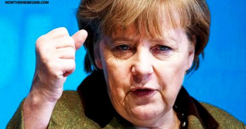 Germany Pushing for One World Order