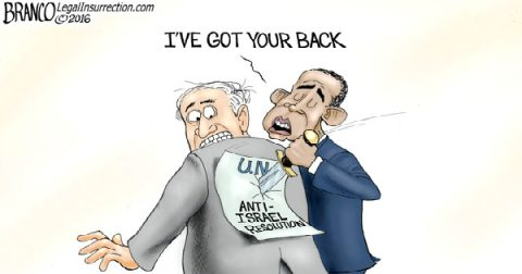 The Latest Obama-Led UN Resolution is Anti-Jew and Anti-Israel