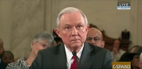 Real Scandal With Jeff Sessions? Or Just Anger at His Confirmation?